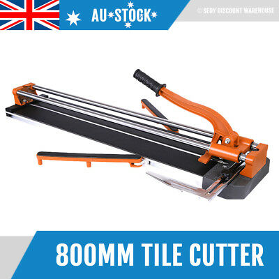 NEW MODEL Draper Manual Tile Cutter Cutting Machine 800mm x 35mm with laser line