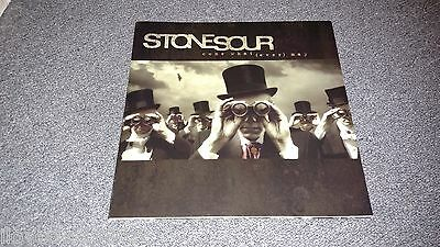 Stone Sour Come What Ever May  Promotional  Albm Flat  RARE