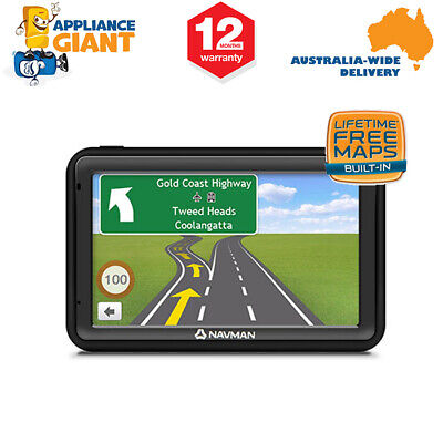 """Navman 3662968 MOVE85LM 5"""" Touch GPS with Speed and Premium Safety Alerts - NEW"""