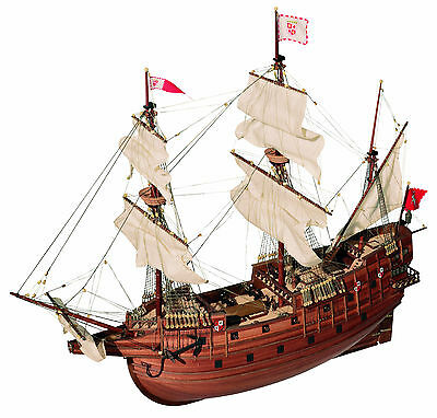 San Martin Galleon 1/90 Scale by Occre ship wooden kit