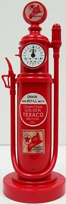 GOLDEN TEXACO OIL VINTAGE TELEPHONE - Telefono Figure Antico Antiquariato Old