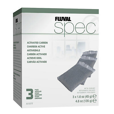 Fluval® Spec Replacement Carbon - 3 Pack