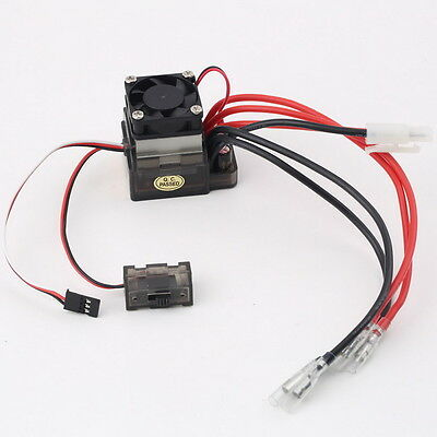New 320A 7.2V-16V Brushed ESC Speed Controller for RC Car Truck Boat BE