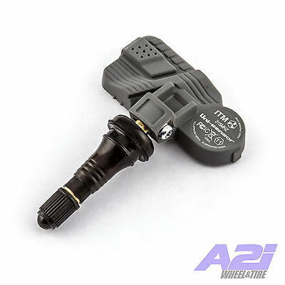1 TPMS Tire Pressure Sensor 315Mhz Rubber for 11-15 Chevy Cruze