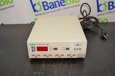 Bio Rad Electrophoresis Power Supply PowerPac 300