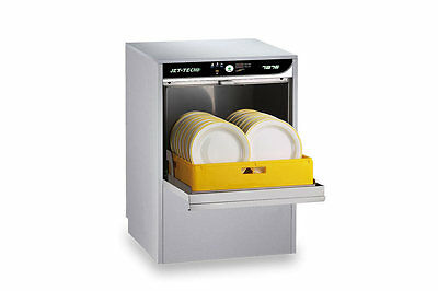 Jet-Tech 737-E HIGH-Temperature Undercounter Commercial Dishwasher (Electronic)