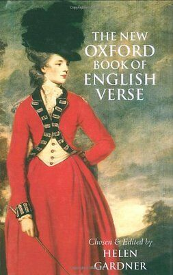 The New Oxford Book of English Verse, 1250-1950 (Oxford Books of Ve .198121369