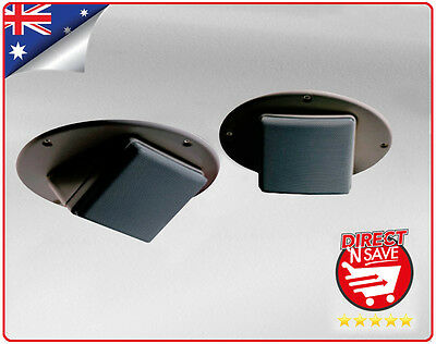 "Ceiling Speakers In-Wall Speakers 2/1/2"" Home Theatre, Caravan Camper van SA150B"