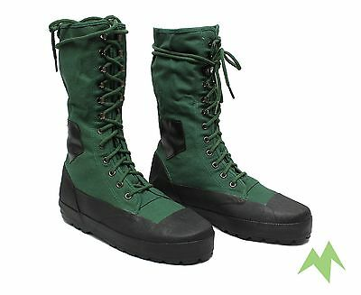 New Green Malaysian Style Jungle Boot Boots Heavy Duty Hiking Trek Camping Shoe
