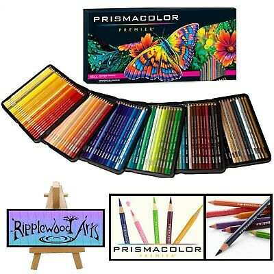 Prismacolor Premier Colored Pencils -150 Set   + 2 FREE Colorless Blenders