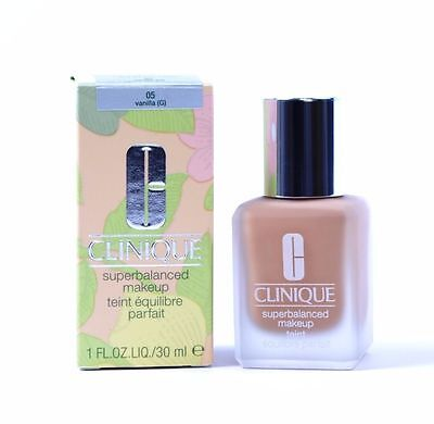 Clinique Superbalanced Makeup  1 Oz / 30 ml  05 Vanilla (G)