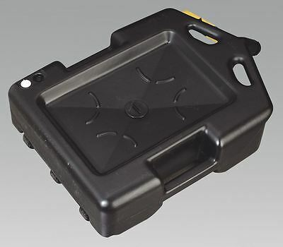 Sealey Oil/Fluid Drain & Recycling Container 54ltr - Wheeled