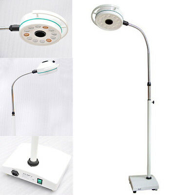 36W Portable Mobile LED Surgical Medical Exam Light Shadowless Lamp KD-2012D-3