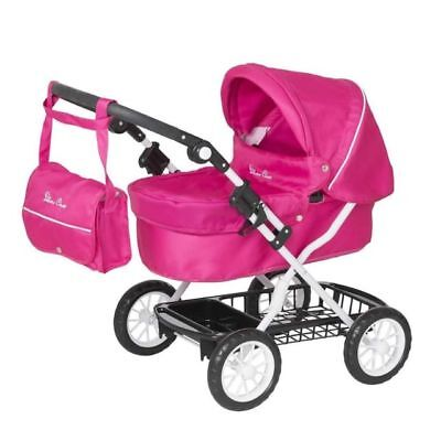 Silver Cross Junior Collection Ranger Junior Doll Pram For Age 3-7 years