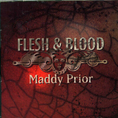 Maddy Prior - Flesh and Blood [New CD]