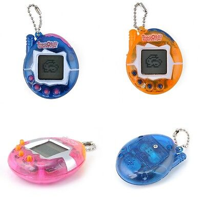 90S Nostalgic 49 Pets in One Virtual Cyber  Electronic Pet Toy Funny Tamagotchi