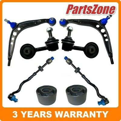 Front Suspension Control Arms Kit Fit for BMW E36 318i 318iS 320i 323i 325i 8pcs