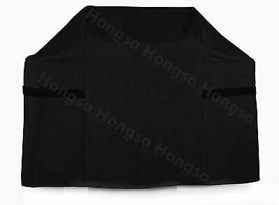 Barbecue Grill Cover 7553 for Weber Genesis E and S 300 Series gas grills