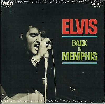 Elvis Presley - BACK IN MEMPHIS 2 CD Special Edition - FTD 115 New / Sealed