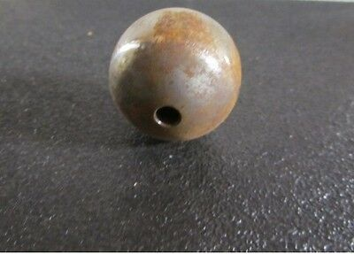 "Steel Hollow Sphere / Balls 1.50"" Diameter, 2 Pieces"
