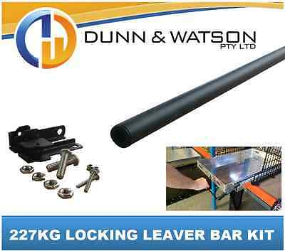 227KG Drawer Slide Locking Leaver Bar Kit (Cargo, Runners, Draw, Fridge)