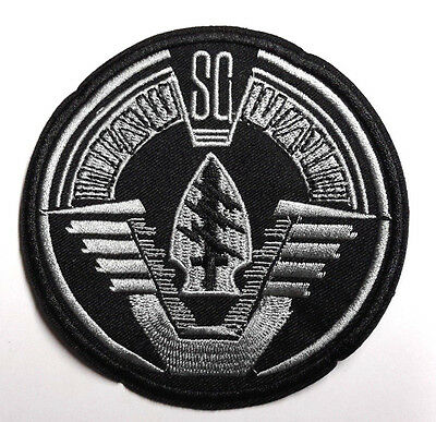 "Stargate Command Special Forces Logo 4"" Uniform Patch- FREE S&H  (SGPA-05)"