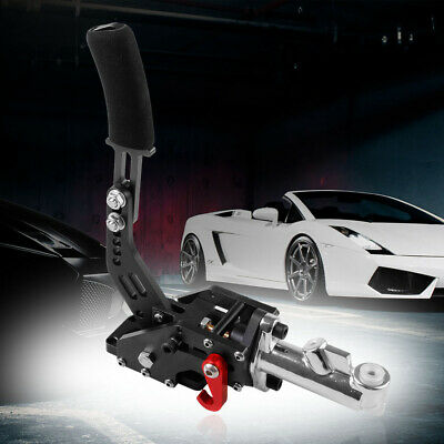 Universal Hydraulic Horizontal Drift E-Brake Racing Parking Handbrake Lever Bk