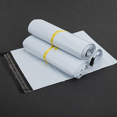 Poly Mailer Courier Mailing Plastic Shipping Post Bags Satchel 150mmx200mm