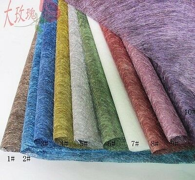 Free shipping specialty Silk paper packaging paper for bouquets Wrapping Paper