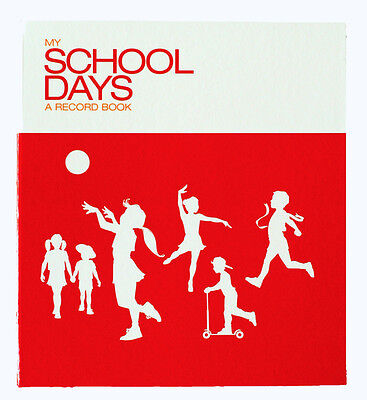 New My School Days Years A Record Book Memento Keepsake High Memories Photo