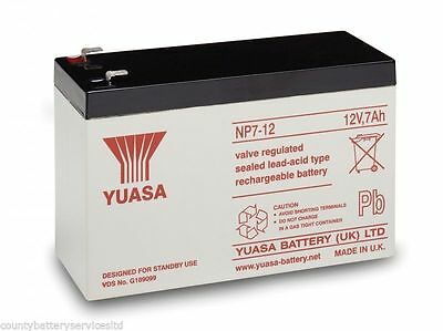 paquet double Yuasa pihsiang 109101-77300-10p - Equivent Batterie mobylette