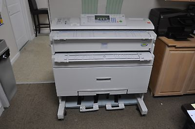 Wide Format Printer/Copier/Scanner Gestetner A045