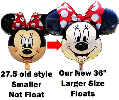 XL 36/'/' Mickey Mouse Birthday Party Balloon baby Shower balloons decorations bag