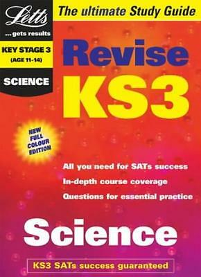 Key Stage 3 Science Study Guide (KS3 Revision) (Letts Revise Key Stage 3) By Ed