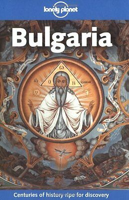 Bulgaria (Lonely Planet Country Guides) By  Paul Greenway