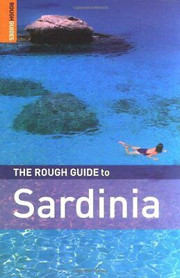 The Rough Guide to Sardinia (Rough Guide Travel Guides) By Robe .9781843537410