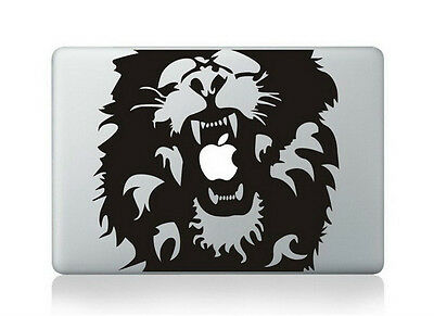 Lion King Of Jungle Sticker Viny Decal Cover Macbook Air/Pro/Retina 13""
