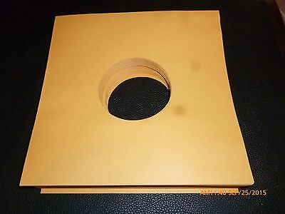 """Lot of 50 NEW Paper Record Sleeves for 10"""" 78 RPM Records 28# Acid-Free lot 228"""