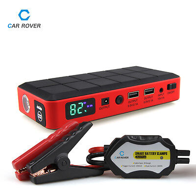 Car Jump Starter Engine Emergency Start Battery Auto Power Bank 26000mAh