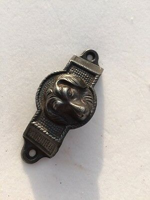 Antique Doggy Drawer Pull