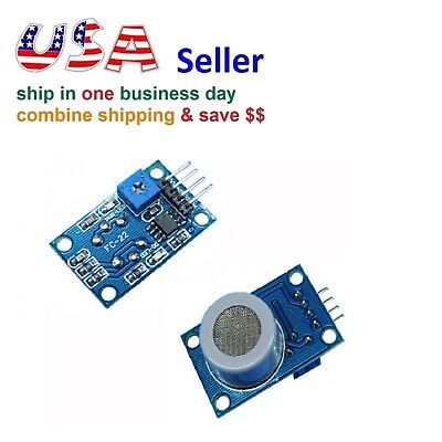 MQ-7 Carbon Monoxide CO Gas Sensor Detection Module For Arduino