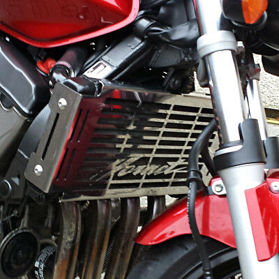Honda Cb600F Hornet (2003-2006) Stainless Steel Radiator Cover Guard Grill