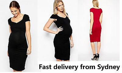 Maternity Evening dress,pregnancy Office maternity dress,Sexy Party Bodycon