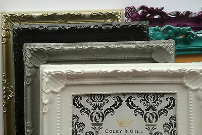 Picture/Photo Frames Ornate Shabby Chic Vintage Antique French Style Weeding Day