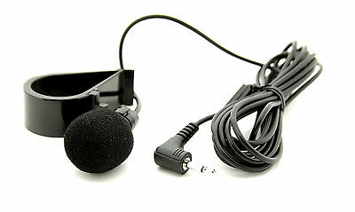 2.5 mm External Microphone for Car Pioneer Stereo Radio Receiver Bluetooth Navi