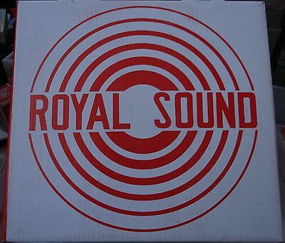 PROIETTORE ROYAL SOUND SUPER-8 50/N VINTAGE - by GIOCA MILANO ITALY