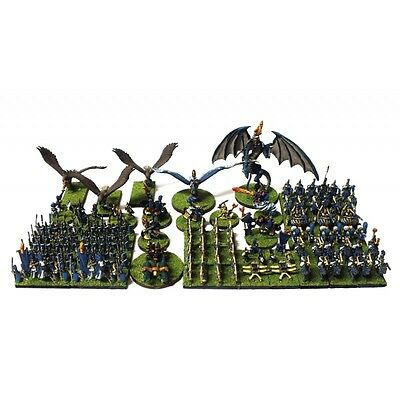 Warmaster - High Elves Army 1.400pt - 10mm