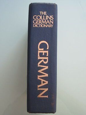 Collins German Dictionary By Peter Terrell