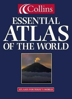 Collins Essential Atlas of the World (Atlases for Today's World) By Harper Coll