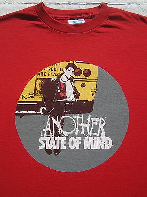 SOCIAL DISTORTION another state of mind XL T-SHIRT
